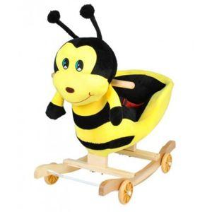 DR Dětská houpačka s kolečky - včelka