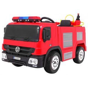 DR Elektrické požárnické auto