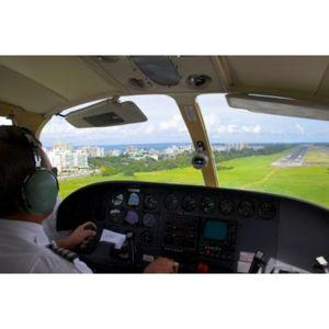 Exkluzivní řízení letadla na zkoušku Jihomoravský kraj