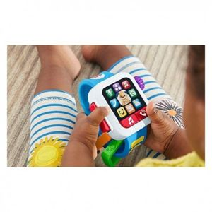 Fisher price Interaktivní inteligentní hodinky Fisher-Price Smart Watch
