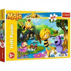 16361 TREFL Puzzle včelka Mája - 100 dílků