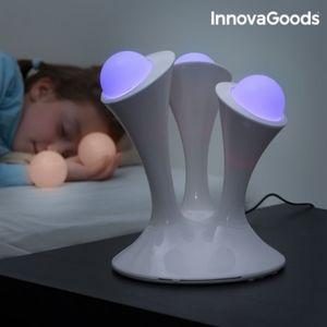InnovaGoods Vícebarevná fluorescenční lampa InnovaGoods Home LED